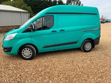 Ford TRANSIT CUSTOM L1 H2