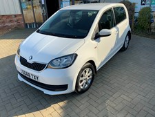 Skoda Citigo 1.0 (60ps) SE GreenTech Hatchback 5d 999cc