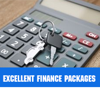 EXCELLENT FINANCE PACKAGES